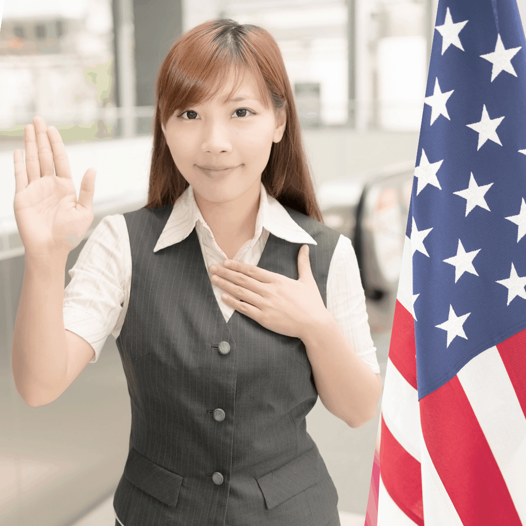 Oath of Citizenship