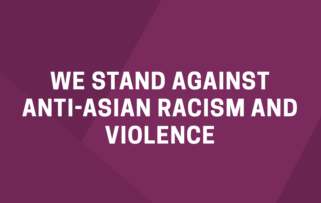 IINE Stands Against Anti-Asian Racism and Violence